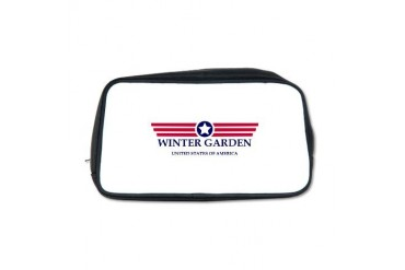 Winter Garden Pride Florida Toiletry Bag by CafePress