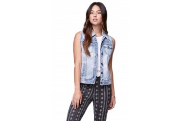 Womens Element - Element Tomboy Denim Vest