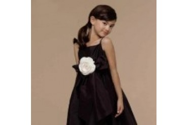 "US Angels ""In Stock"" Flower Girl Dress - Style 276"
