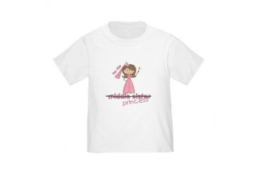 i'm the princess middle Toddler T-Shirt