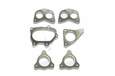 GTSPEC GEN II Exhaust Manifold Gasket Set 6 pieces Saab 9-2x Aero 05-06