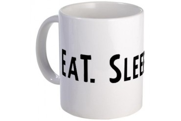 Eat, Sleep, GIS Love Mug by CafePress
