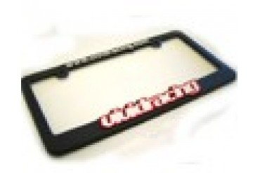 Vivid Racing License Plate Frame Version IV