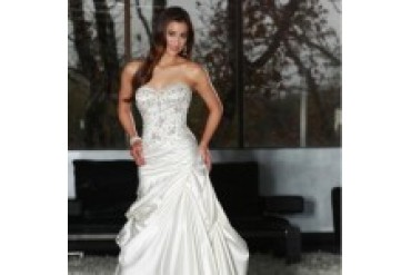 Davinci Quick Delivery Wedding Dresses - Style 50217