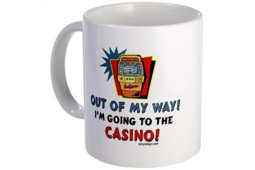 Out of my way! Mug