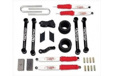Tuff Country 4.5 Inch Long Arm Suspenion Upgrade 34213 Complete Suspension Systems and Lift Kits