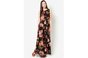 DressingPaula Floral Maxi Dress