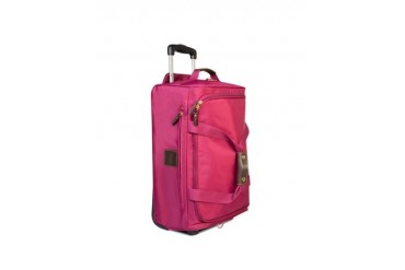 X-Travel 21'' Carry-On Rolling Duffel