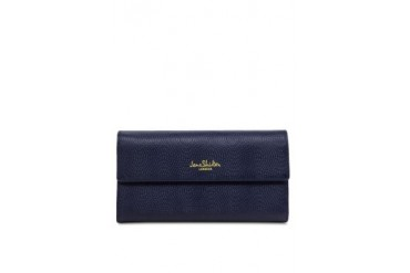 Jane Leather Two Fold Wallet