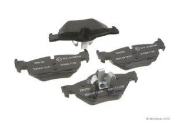 2007-2008 BMW 328i Brake Pad Set Textar BMW Brake Pad Set W0133-1779664 07 08
