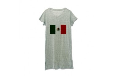 Mexico flag Mexico Women's Nightshirt by CafePress