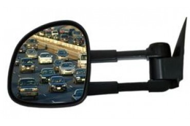 Cipa Mirrors Extendable Replacement Mirror 70200 Towing Mirror