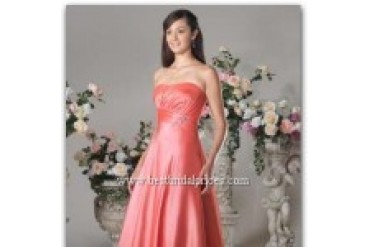 "Bella ""In Stock"" Bridesmaid Dress - Style BM1167"