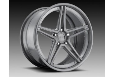 Niche Wheels 3-Piece Series A340 Roma 24 Inch Wheel