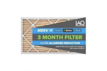 8 x 24 x 1 MERV 11 Ultra Allergen Reducing Pleated Air Filter 6 Pack