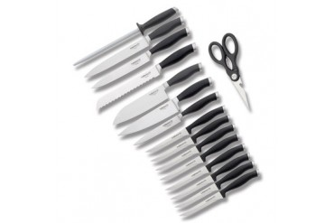 Calphalon 17 Piece Contemporary Knife Block Set