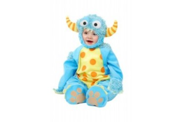 Little Blue Monster Infant Toddler Halloween Costume