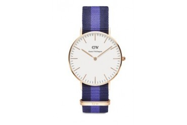 Daniel Wellington Classic Lady Swansea Rose Gold Watch
