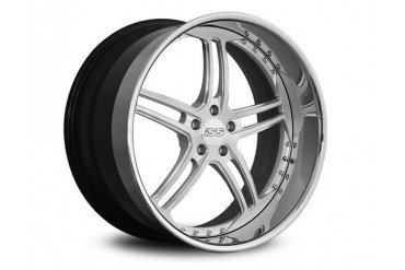 ISS Forged GT Series Complex 5 18 Inch 3-Piece Forged Wheel