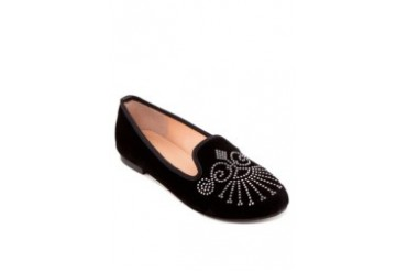 VISS Studded Loafers