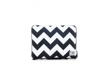 Ripples Chevron Laptop Case 13