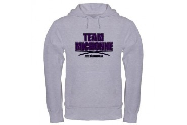 Team Michonne Hooded Sweatshirt