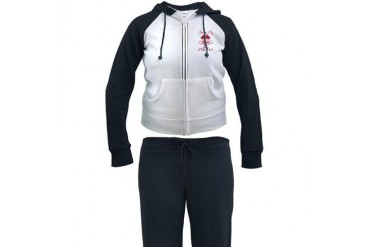My Little Treat Holiday Women's Tracksuit by CafePress