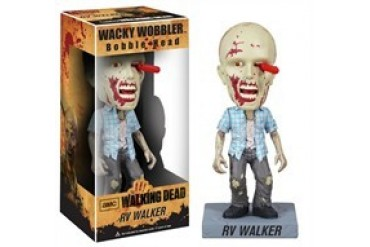 The Walking Dead RV Walker Screwdriver Wacky Wobbler Bobblehead