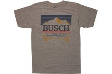 Busch Vintage Label T-Shirt Sheer