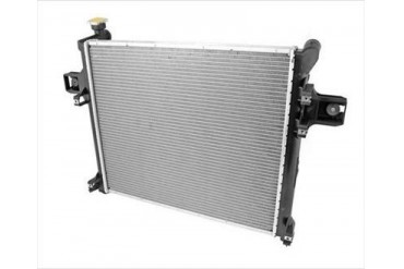 Omix-Ada Replacement 1 Core Radiator for 2.4L 4 Cylinder Engine with Air Conditioning 17101.37 Radiator