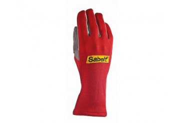 Sabelt Racing Pilot Gloves Nomex Series FG-100 Red L