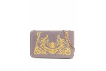 Baroque Flap Crossbody