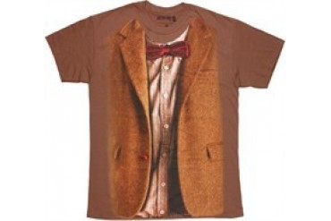Doctor Who 11th Doctor Matt Smith Costume T-Shirt