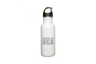 Made In USA Stainless Water Bottle 0.6L