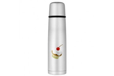 Large Thermos Bottle Art Large Thermosreg; Bottle by CafePress