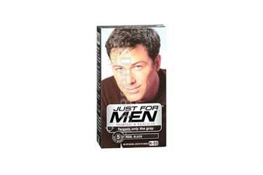 Just For Men Shampoo-In Haircolor Real Black 1 each