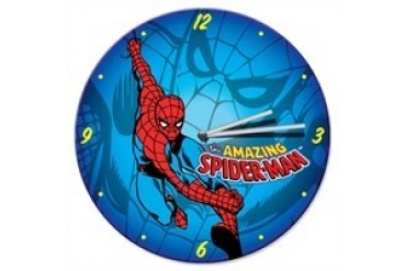 Marvel Comics Amazing Spider-Man Wall Clock