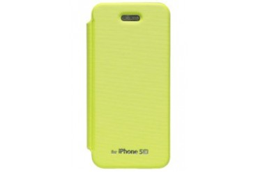 Techno Flip Cover iP5C [Lime Green]