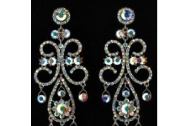 Jim Ball Earrings - Style CE473-ABS/ABG