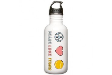 Tennis Stainless Water Bottle 1.0L