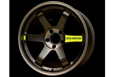 Volk Racing TE37SL Black Edition Wheel 18x9.0 5x114.3