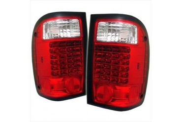 Spyder Auto Group LED Tail Lights 5003775 Tail & Brake Lights
