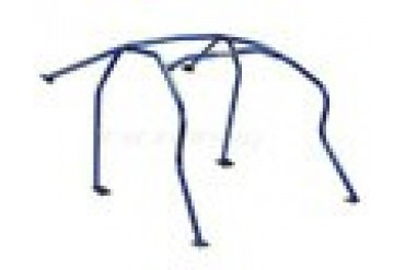 Cusco 4 Point Rollcage Lotus Exige 00-11