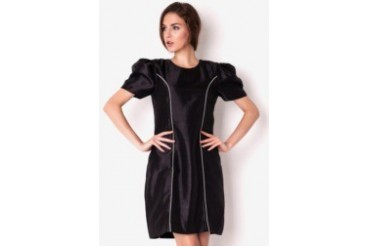Wyle Sculpture Mini Dress