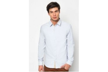 FMS by Radioactive Elbow Patch Long Sleeve Shirt