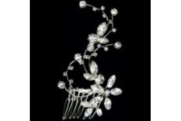 AA Bridal Hair Comb - Style TRS2327