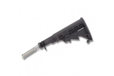 TAPCO INTRAFUSE Commercial AR T6 Stock Assembly - Black
