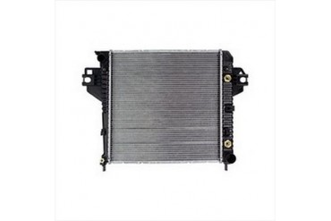 Omix-Ada Replacement 1 Row Radiator for 3.7L V6 Engine with Automatic Transmission 17101.36 Radiator