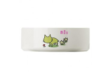 Liz Cute Large Pet Bowl by CafePress
