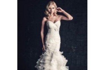 Ella Rosa Wedding Dresses - Style BE199